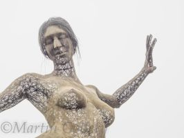 Bliss sculpture 140213-12 by MartinGollery