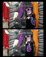 Frollo gives me the thumbs up by ChristineFrollophile