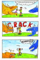 Clumsy Eragon is Clumsy by StEML