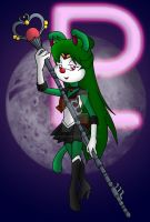 Ha ha Sailor Pluto XD by SonicandShadowfan15