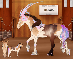 3206 for pancakebossart101 by EquusBallatorSociety