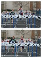 110m Hurdles by Astraea-photography