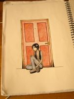 The Door by BackfiredAngel