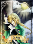 PH Tarot - The Moon by Kawaii-Ash