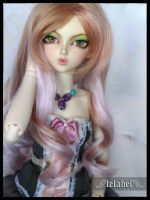 Mielikki - new wig by Lelahel-Clothes