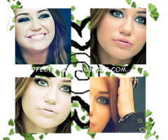Miley Cyrus - Icons by perfect-fall