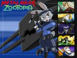 Metal Gear Zootopia by ShoNuff44