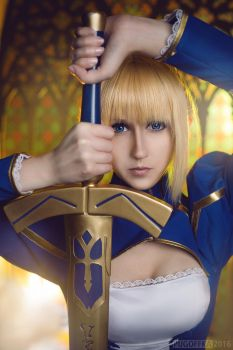 Fate/Zero - Saber by lKainl