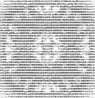Ascii Kaleidoscope Animation by fence-post