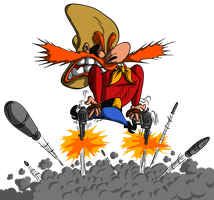 PC: Yosemite Sam by Lotusbandicoot