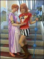 Nami and Nami by Eloare