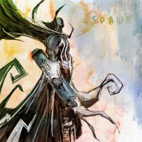 Spawn by faisalart2006