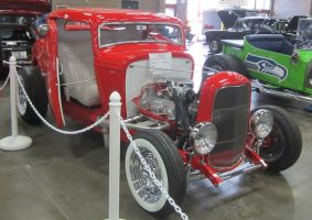 32 Ford 3 window by zypherion