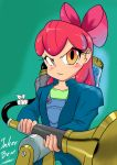 Bloom and Gloom + SpeedPaint !!!!! by TheArcano13