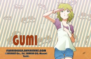 Gumi - Looking for Googles by flunnydesign