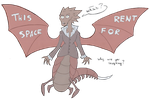 This Space For Rent by GeckoSpine