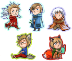 Nordic cheebs by jawazcript