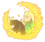 Moon of Flowers by ChibiSo