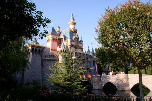 Sleeping Beauty's Castle 2007 by xpansis