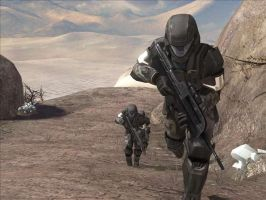 ODST by ShadowsCreed