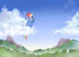 Clouds by My-Magic-Dream
