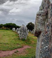 Alignements of Carnac by ScraNo