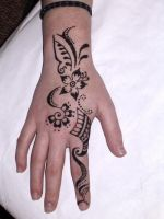 First Henna by veda
