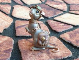 Steampunk Mouse 2 by MysticReflections