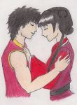 Zuko and Mai! (Maiko) by KaiCabin3