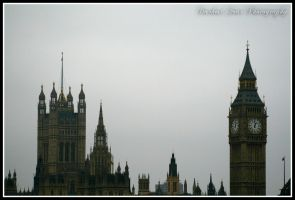 Big Ben I by DarkestFear