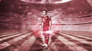 Mario Gotze Wallpaper by napolion06