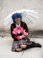 Little Busters! - The girl with no shadow by YumiAznable