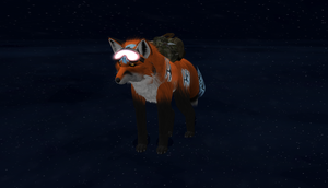 Feral Travers -Demo fox V.- by 2-D-likespizza