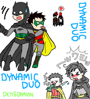 Dynamic Duo by yoochan