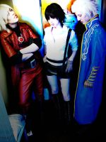 Devil May Cry - Amecon 08 by MissShagrath