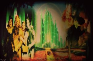 The Wizard of Oz by Childoftheflower