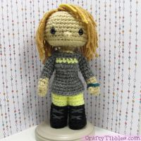 Custom Crochet - Caryl-lynn by CraftyTibbles
