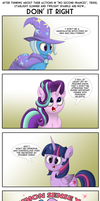 Comic 86: Doing It Right by ZSparkonequus