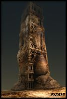 Women's tower by pulsar69fr