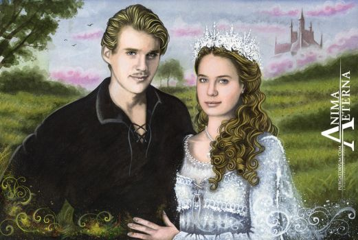 The Princess Bride by AnimaEterna