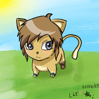 Cat Link by linkinounet62