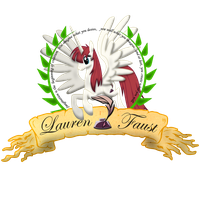 B-Day: Lauren Faust Emblem by M24Designs