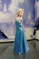 Elsa figurine Frozen custom 2 by LaetiArt