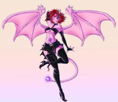 Mimi the Galdian Demon by Magna-omega