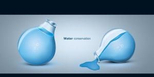 Water conservation by tamawy