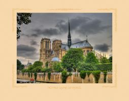 Notre Dame HDR by tnp651