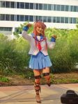 Misslomeow as Yui from Angel Beats by GamerZone18