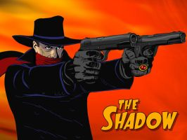 The Shadow by jaypiscopo