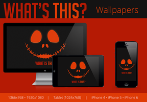 What's This? Wallpapers by MsUSA