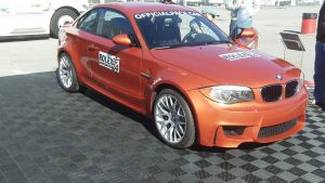BMW 1M pace car by yago174